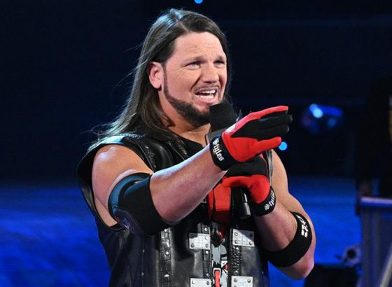AJ Styles Confirms AEW Talks