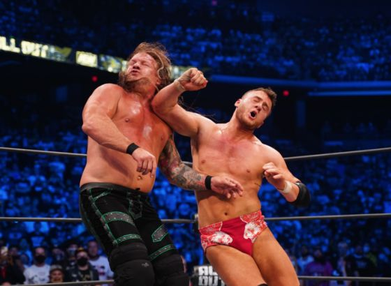 Chris Jericho Explains Motivation Behind AEW All Out 'Dusty Finish'