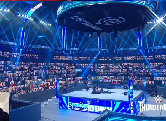 Report: WWE Superstars Believe Live Crowds Could Return Safely Now