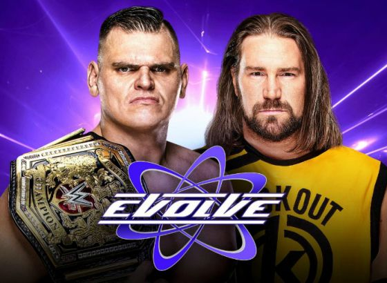 WALTER Vs Kassius Ohno Booked For EVOLVE 136
