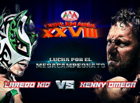 AAA Announces Triplemania 28 Date