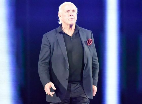 Ric Flair Removed From WWE's Intro Video Package