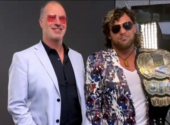Report: AEW's Kenny Omega & WWE's Roman Reigns Set For Big Babyface Roles