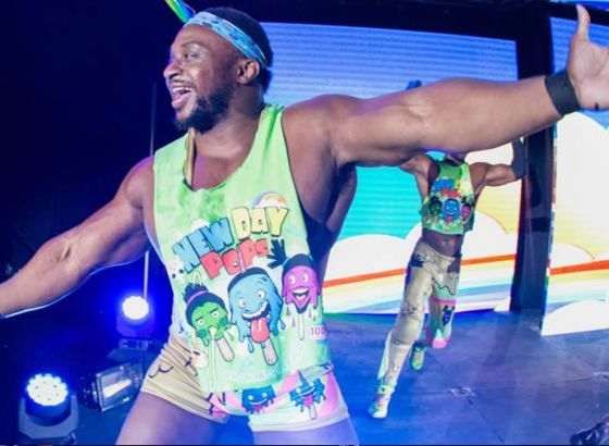Big E Felt Like New Day Failure Would Result In Him Being Sent To WWE NXT Or Released