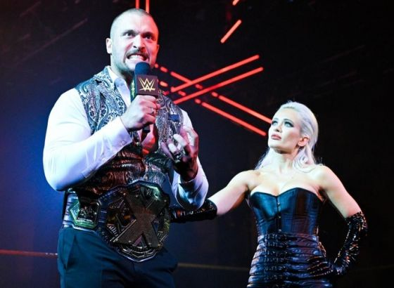 Plans For Scarlett To Join Karrion Kross On WWE Raw Reportedly Revealed