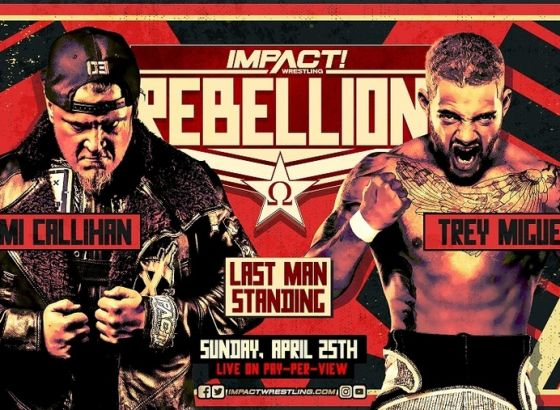 Last Man Standing Match Added To IMPACT Rebellion Card
