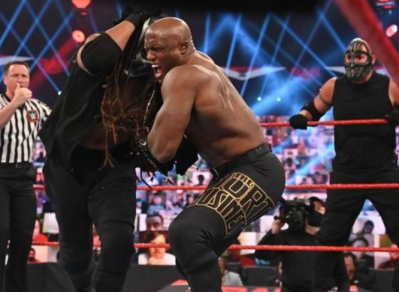 Report: The Finish Of The Hurt Business Vs. RETRIBUTION On WWE Raw Was Botched