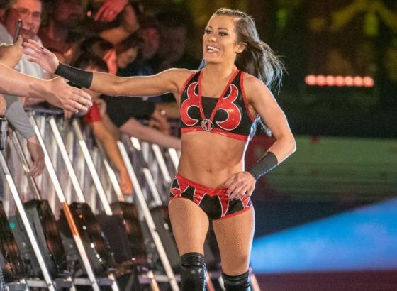WWE NXT's Kacy Catanzaro Suffers Partial LCL Tear