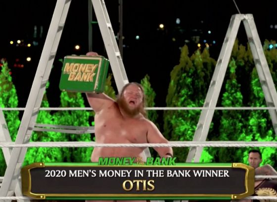 Report: WWE's Vince McMahon Is A Big Fan Of Otis