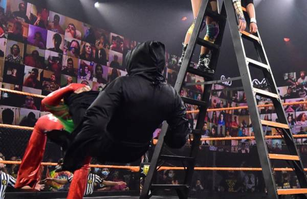 Report: Superstar Pulled From WWE NXT Halloween Havoc Following COVID-19 Outbreak