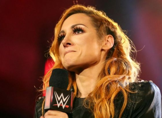 Report: Becky Lynch Spotted Working At WWE Performance Center