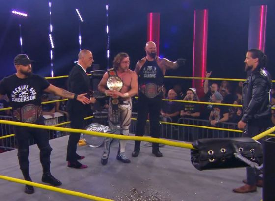 Doc Gallows Comments On Jay White's IMPACT Slammiversary Appearance