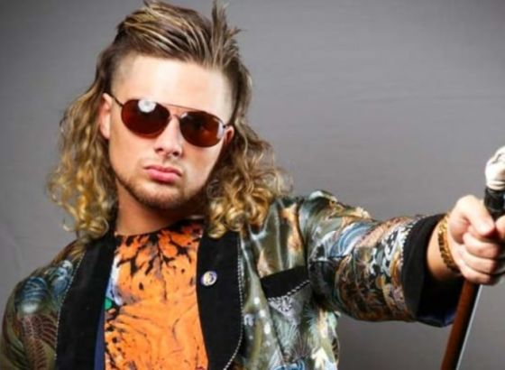 Brian Pillman Jr To Wrestle On This Week's AEW Dark