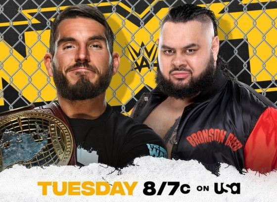 Steel Cage Match For The North American Title Set For Next Week's WWE NXT