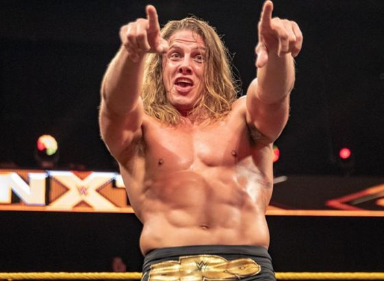Report: Matt Riddle Given Green-Light By WWE NXT To Continue Calling Out Brock Lesnar