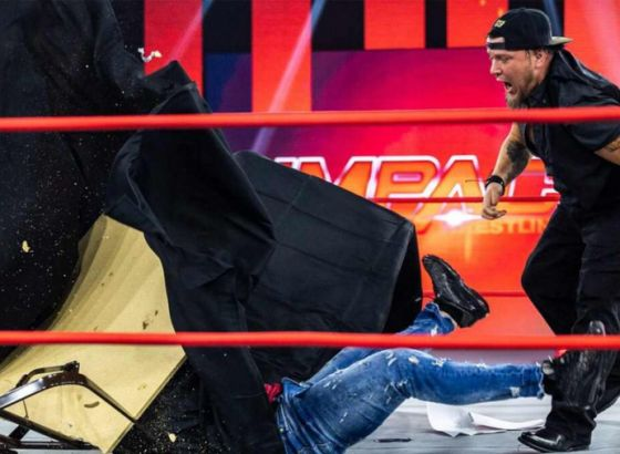 Sami Callihan Reportedly 'Out Until Spring 2022' Following Ankle Injury At IMPACT Wrestling Tapings