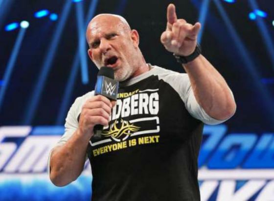 Goldberg To Be Part Of WWE SmackDown, Says He's Watching Universal Title Match