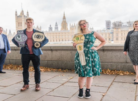 MPs Launch Inquiry Into British Wrestling