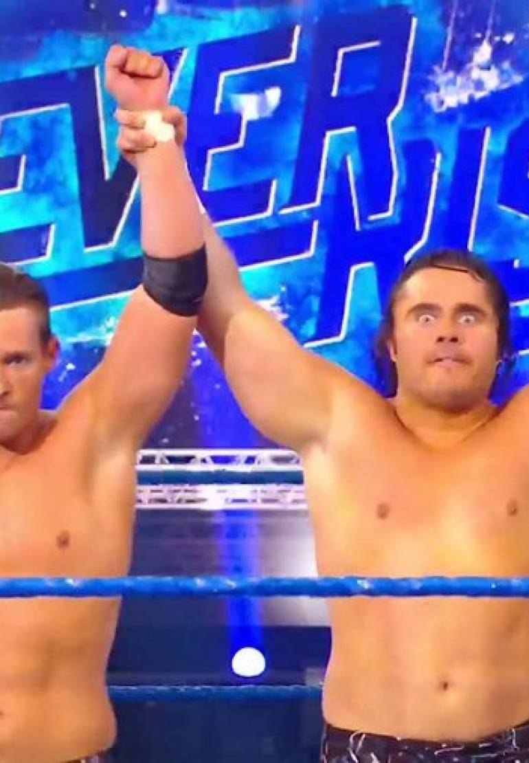 Ever-Rise Have Re-Signed With WWE