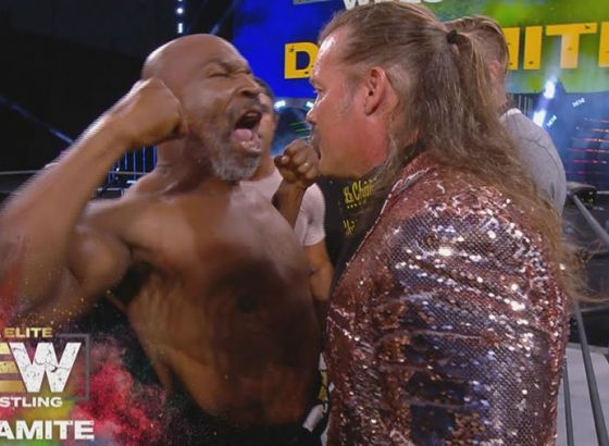 Chris Jericho Addresses Criticisms Of AEW Angle With Mike Tyson