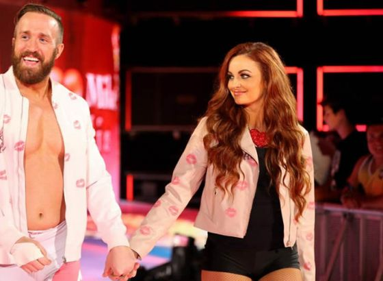 Mike Bennett & Maria Kanellis Sign With ROH