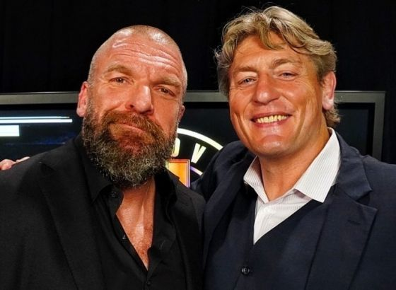 Triple H: William Regal Will Be A Part Of WWE NXT Until He Tells Me He Doesn't Want To Be