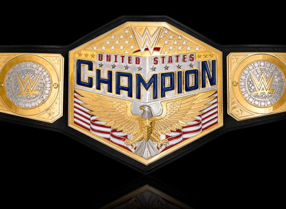 WWE Unveil Redesigned United States Championship On Raw