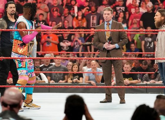 The New Day Reveal Scrapped Segment During Kofi Kingston's WWE WrestleMania 35 Storyline
