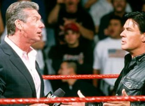 Eric Bischoff Speaks About Being Fired From WWE SmackDown Role