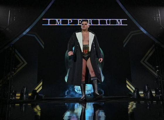 WWE's WALTER Names Dream Opponents