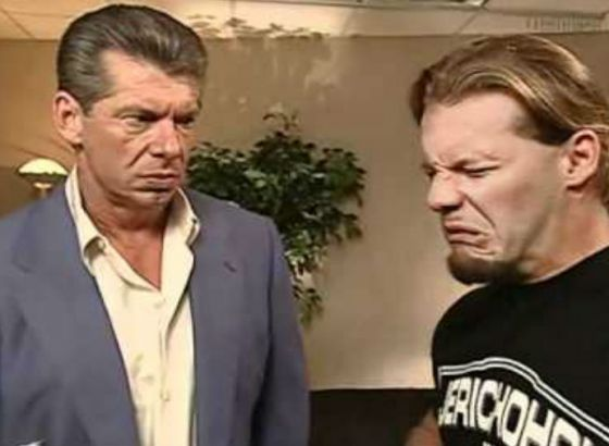 Chris Jericho Explains Why WWE Assembled A Writing Team In 1999