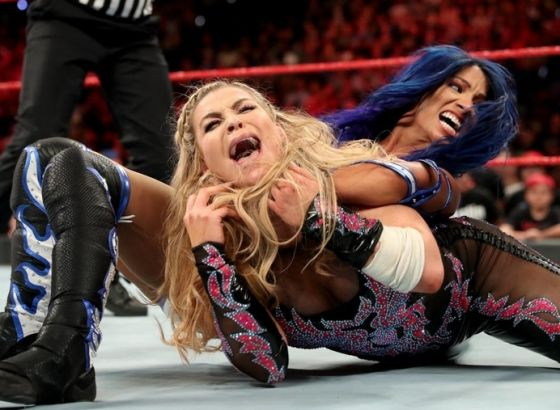 Natalya Was Scheduled To Feud With Sasha Banks On WWE SmackDown Earlier This Year