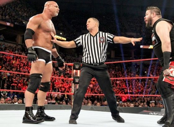 Kevin Owens 'Doesn't Care' He Lost Universal Title To Goldberg