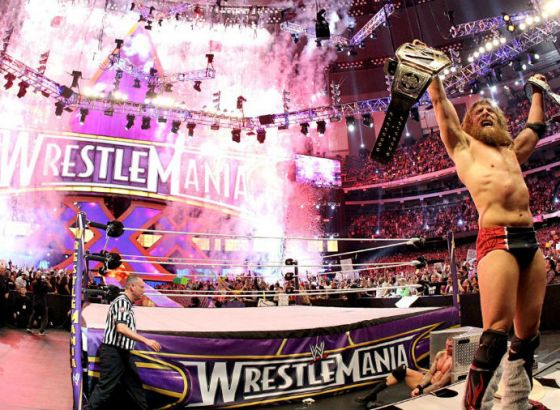 Quiz: Name Every Championship-Winning Wrestler At WWE WrestleMania
