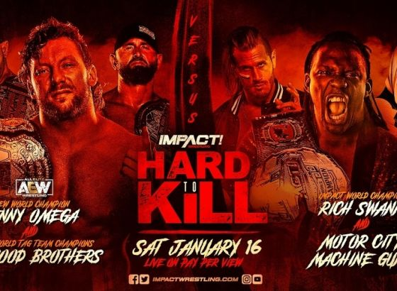 Updated IMPACT Wrestling Hard To Kill 2021 Card