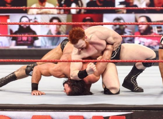 Report: Drew McIntyre And Sheamus' Raw Match Praised By WWE Management