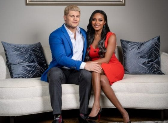 AEW's Cody And Brandi Rhodes Set for Reality TV Series