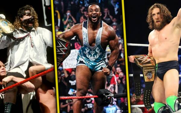 10 Best WWE World Title Changes On Free TV