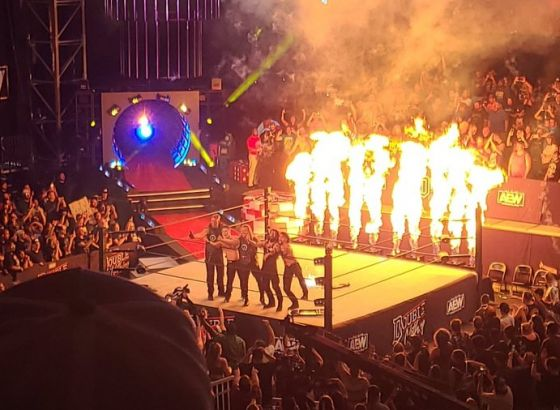 AEW Stadium Stampede Going From Taped To Live Was Sammy Guevara's Idea