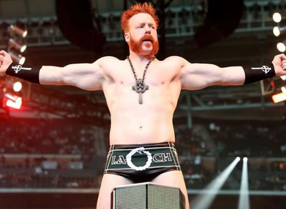 Sheamus Reveals He Had Property Stolen During Recent WWE ThunderDome Theft