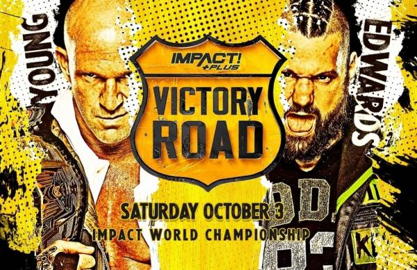 IMPACT Wrestling Victory Road 2020 Scheduled For October 3