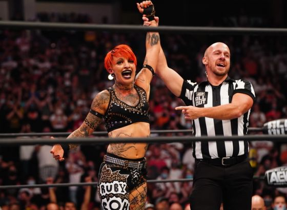 AEW's Ruby Soho: I Never Built A Relationship With WWE's Vince McMahon