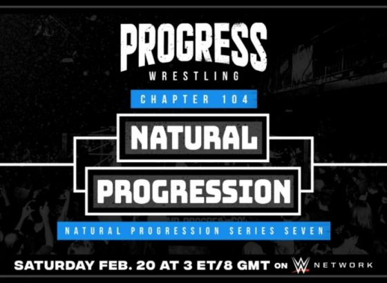 PROGRESS' First Event In One Year Airs On WWE Network Next Week