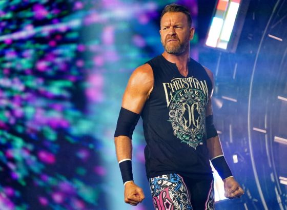 Christian Cage Named Number One Contender To Kenny Omega's AEW World Championship