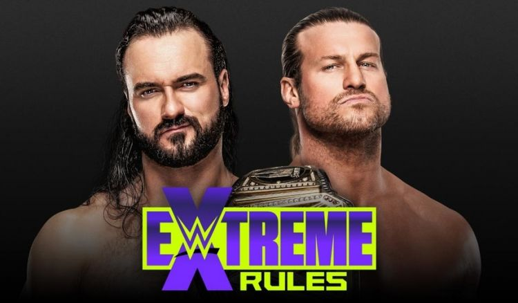 WWE Billing Extreme Rules 2020 As The Horror Show