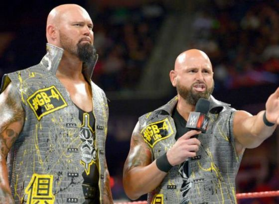 Luke Gallows, Karl Anderson Announce Signing With Impact Wrestling