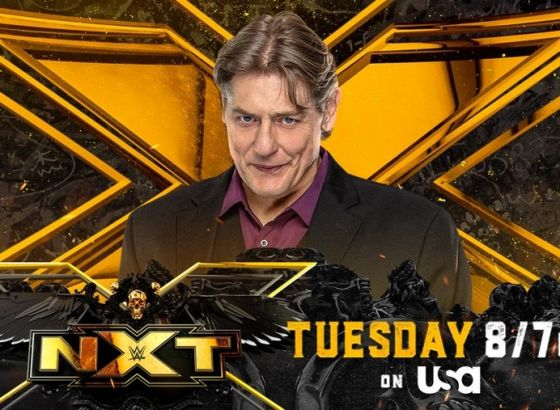 William Regal's 'Change' And Cruiserweight Championship Match Set For 15 June WWE NXT
