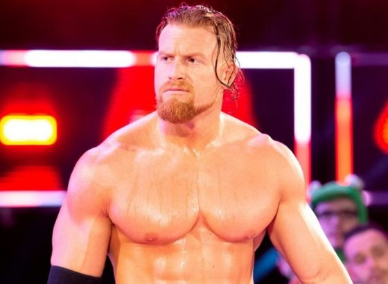 Report: AEW Interested In Signing Buddy Murphy