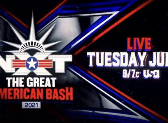 NXT Announces Great American Bash For July 6