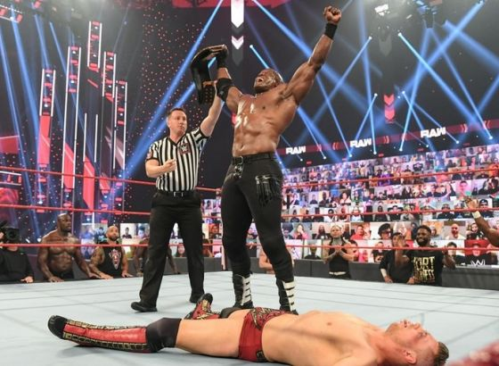 Bobby Lashley Reflects On Winning The WWE Championship
